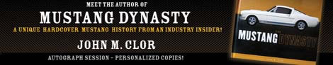 Buy the Mustang Dynasty By John Clor